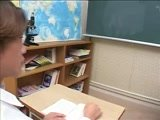 Mature Teacher Gets Lesson Of Gangbanging On Her Class Uncensored