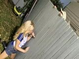 Backyard Gloryhole