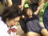 Mother And Daughter Had No Chance To Defend Against Group Of Maniacs