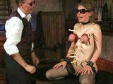 German Sluts Enjoy In Rough Torture Treatment By Their Masters