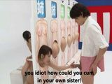 Wicked Japanese Gameshow Where Buy Accidentally Crempied Stepsisters Pussy