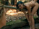 MILF Investigators Molested And  Fucked In The Forest  Fuck Fantasy
