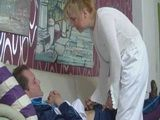 Russian Nurse Took Advantage Of Her Patient