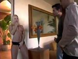 Elite Hooker Having Fun With 2 Clients