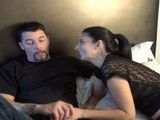 Sinful Brunette Seduce Stepdad Into Sex For A New Iphone