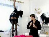 Hot Maid Saduces Bosses Son