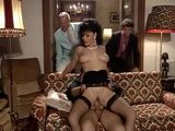 Vintage Italian Milf Busted Fucking Gets Dped In Foursome