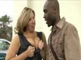 Chubby BIg Boobed MILF Picking Up Stranger On The Street To Get Laid