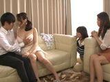 Mom Brag To Her Friend What Kind Of Realationship She Has With A Teen Boy  Ayumi Shinoda Nanami Hirose Minako Kirishima