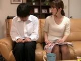 Step Mom Yui Hatano Caught Her Shy Step Son With Porn Magazines