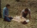 Vintage Girl Knocked Down In The Woods And Assaulted By Two Hobos
