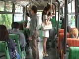 Poor Woman Gets Assaulted In Crowded Bus In Broad Daylight