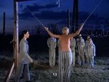 Cruel Interrogation Methods Over Captured Female Prisoners In Gestapo Camp