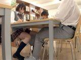 Teacher Harasses Coed Schoolgirl In School Library And Fuck Her Between Bookshelves