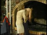 Handsome Young Chimney Sweep Get Horny Blonde Milf