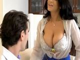 Hot Milf With Big Tits Seduced Husbands Best Friend