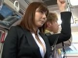 Flashing On Asian Teen Hot Ass In Bus  Yuma Asami