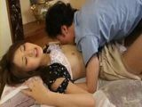 Skinny Stepmom Gets Fucked By Her Stepson When Dad Went To Work