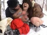 Japanese Girl On Skiing Fucked By Hooligans  Fuck fantasy