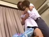 Asian Schoolgirl Stays After Classes To Satisfy Her Favorite Teacher Uncensored  Sayaka Tsutsumi