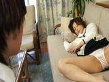 Boy Got Back From School and Found Stepmom Sleeping Like This