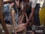 Shirosaki Aoi Fucking in the Shop